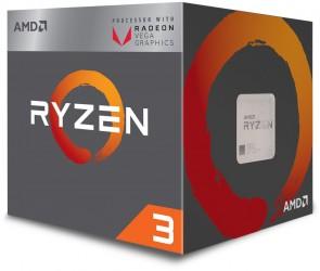 AMD AM4 Ryzen 3 2200G 3700GHz