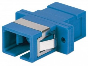Intellinet Single Mode Simplex SC Adapter