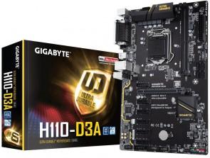 Gigabyte H110 SATA 6Gb/s USB 3.1