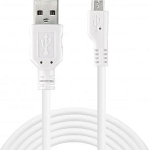 Sandberg MicroUSB Sync/Charge Cable 3m