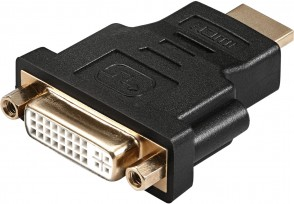 Sandberg Adapter DVI-F -> HDMI-M