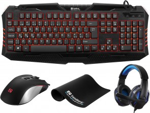Sandberg Gaming Starter Kit UK