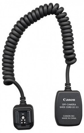 Canon FLASH OFF CAMERA SHOE
