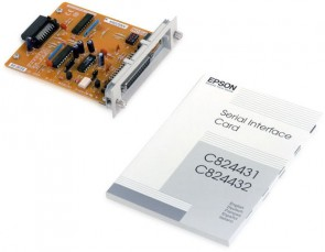 Epson Serial Int. Interface 0k Buf