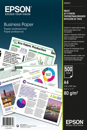 Epson BUSINESS PAPER 80GSM 500