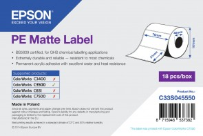 Epson Label roll, 76x51mm