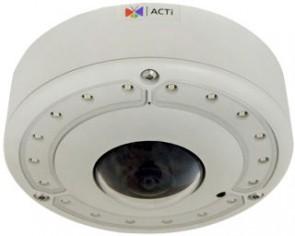 ACTi 6MP, Adaptive IR, EWDR, SLLS