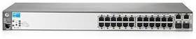 Hewlett Packard Enterprise E2620-24 Poe+ Switch