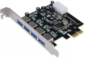 ST Labs PCIE-USBNEC201 (4+0 PORTS)