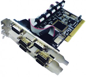 ST Labs PCI 6S Serial Card