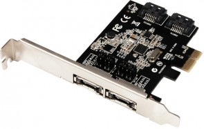 ST Labs PCI Express SATA 6G Card