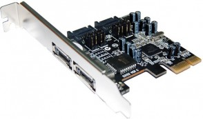 ST Labs PCI Express SATA 2.0 Card