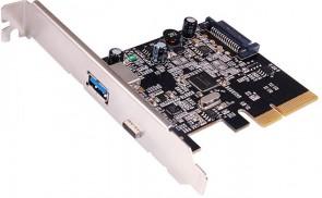 ST Labs PCIE-USBASM2142 (2+0 PORTS)