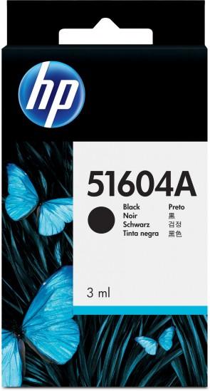 HP Printhead Black 3,7ml