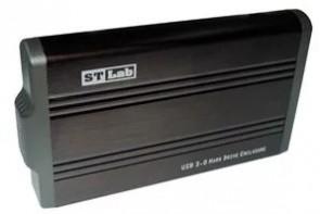 "ST Labs USB 3.0 3.5\"" SATA 6G HDD ENCL"