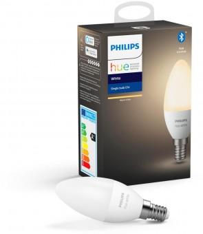 Philips by Signify Hue White E14 Bulb - BT