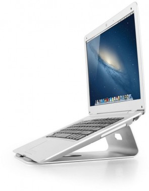 NewStar Laptop Desk Stand Silver