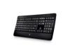 Logitech K800 Keyboard, Swedish