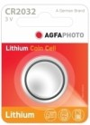 AgfaPhoto CR2032 3.0V Lithium 1St.