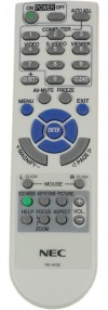 NEC Remote-C RD-443E VT580G/480/58