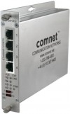 ComNet Four Channel Ethernet over