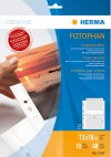 Herma Fotophan transp. photo pockets