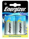 Energizer Battery D/LR20 High Tech 2-pak