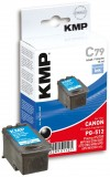KMP Printtechnik AG C79 ink cartridge black compat