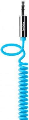 Belkin 3.5mm - 3.5mm, 1.8m Blue