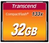 Transcend Compact Flash 32GB MLC 133X