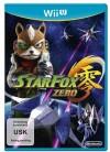 Nintendo WII U STAR FOX ZERO