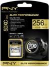 PNY SDXC 256GB ELITE PERF. CLASS10