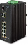 Planet IP30 Industrial L2+/L4 8-Port