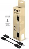 Club3D adaptor DisplayPort > HDMI